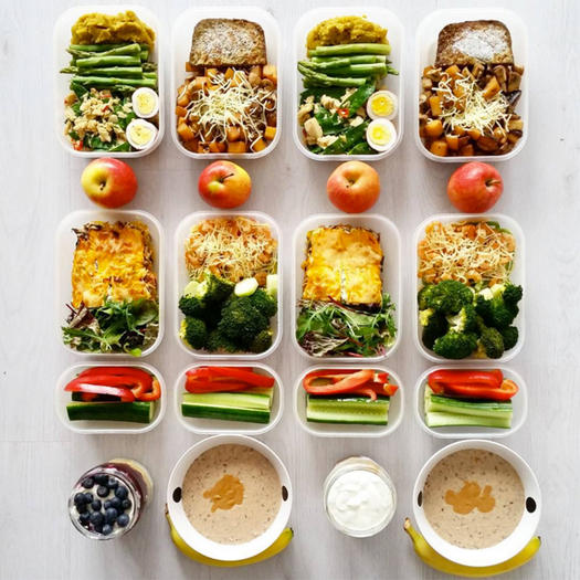 4 Tips to Make Meal Prepping Your Macros Easier