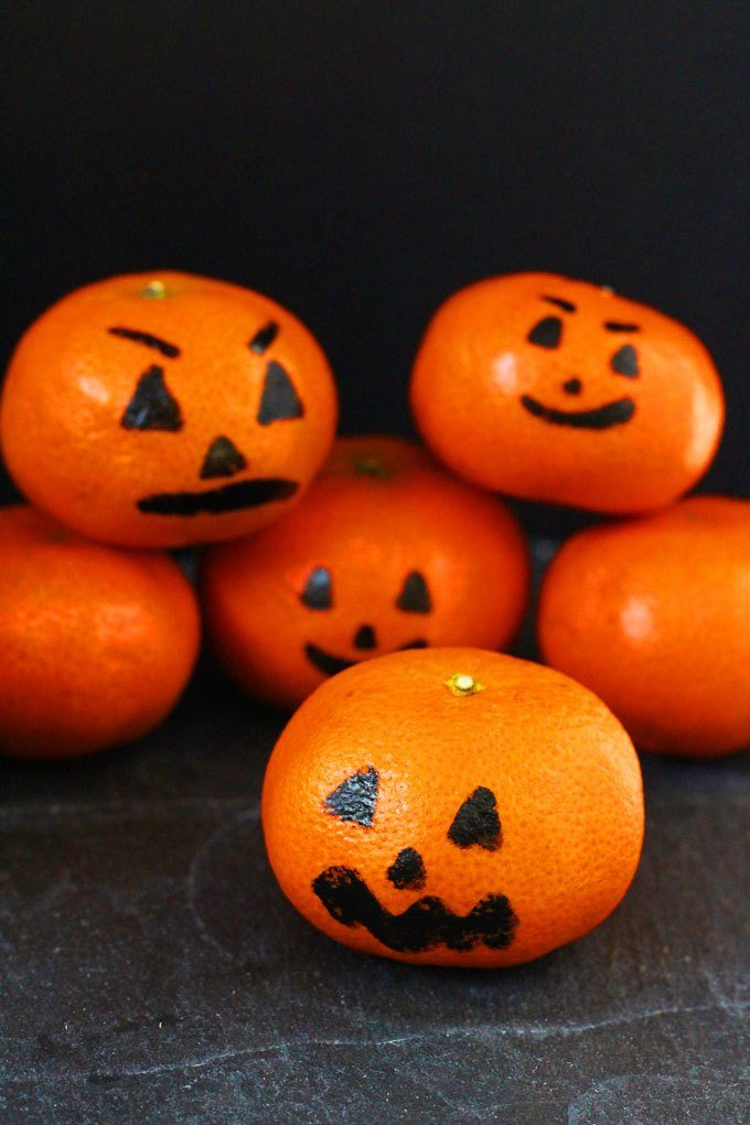 12 Healthy Halloween Treats That Will Leave You Screaming For More