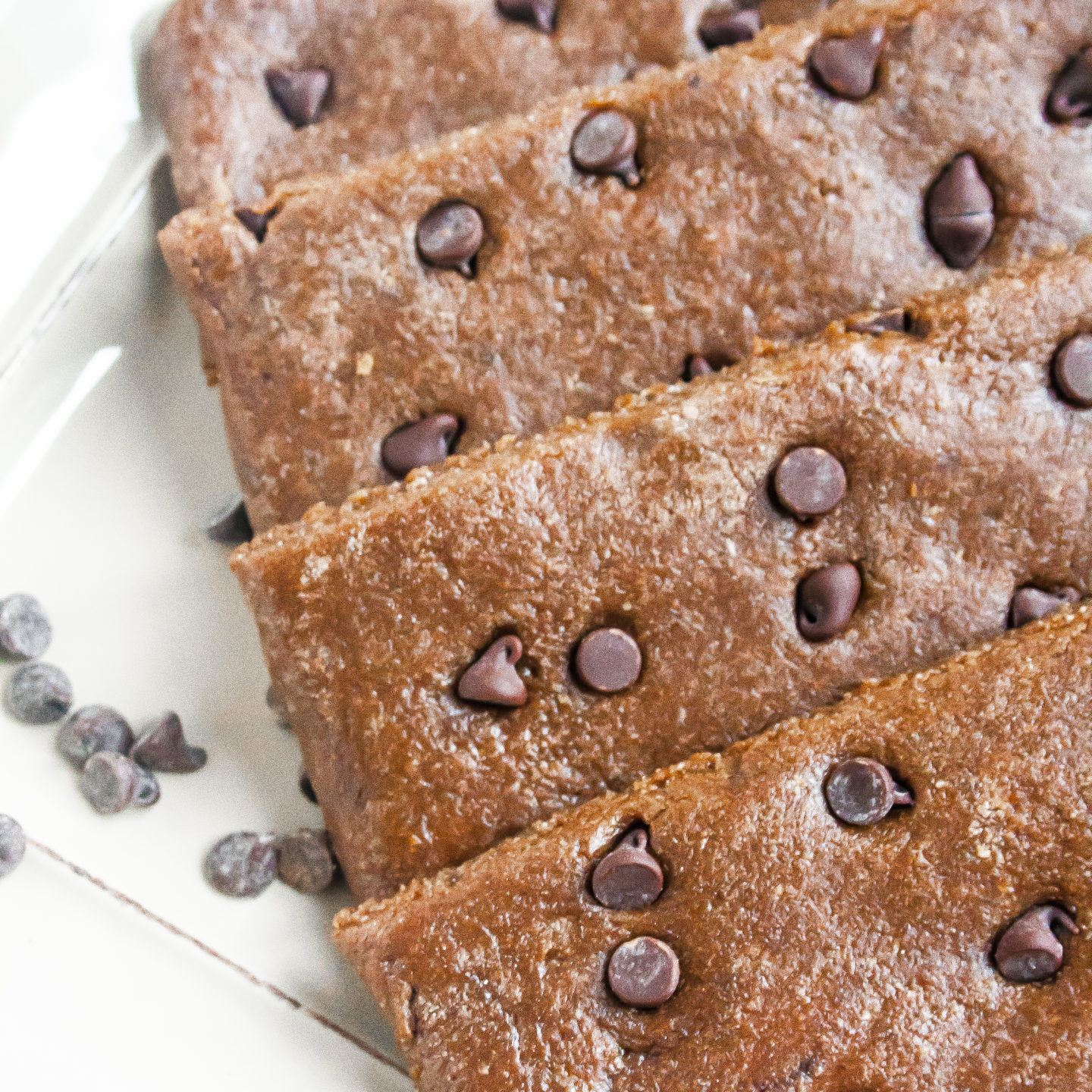 Mocha Chocolate Chip Protein Bars.