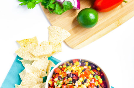 Corn Black Bean Salsa